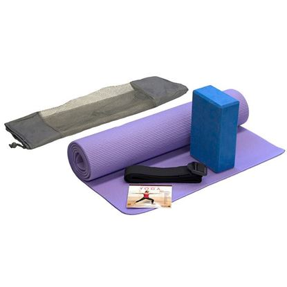 Picture of Zenzation Athletics Deluxe Yoga Kit