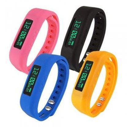 Picture of Fitness Wristband with Bluetooth®