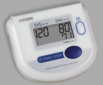 Picture of Citizen Automatic Digital Blood Pressure Arm Monitor
