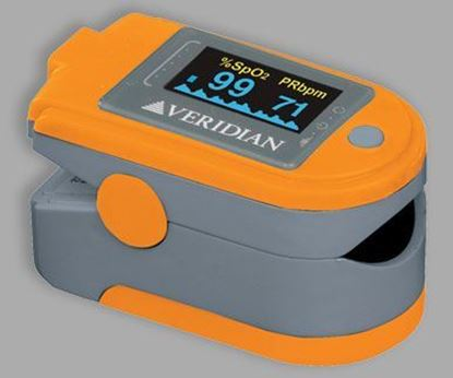 Picture of Premium Pulse Oximeter Blood Oxygen Level Monitor