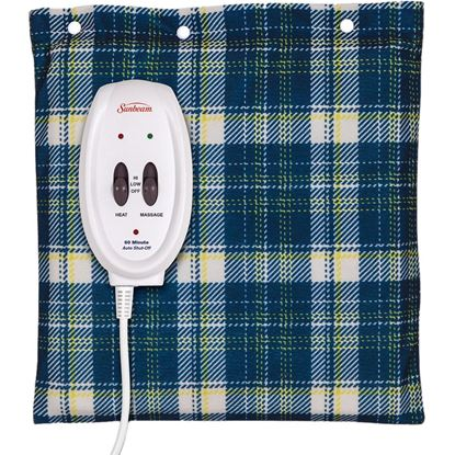 Picture of Sunbeam® Flexi-Soft Massaging Heating Pad