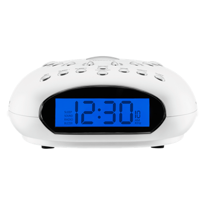 Picture of Soothing Sounds and Relaxation Clock Radio