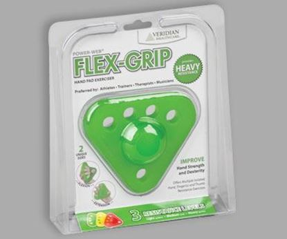 Picture of Heavy Resistance Flex Grip - Green, Yellow, or Red