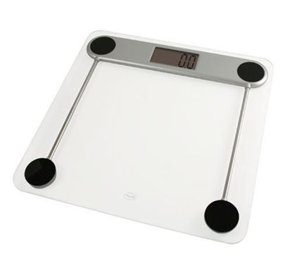 Picture of Low Profile Bathroom Scale (Clear, White, or Black)