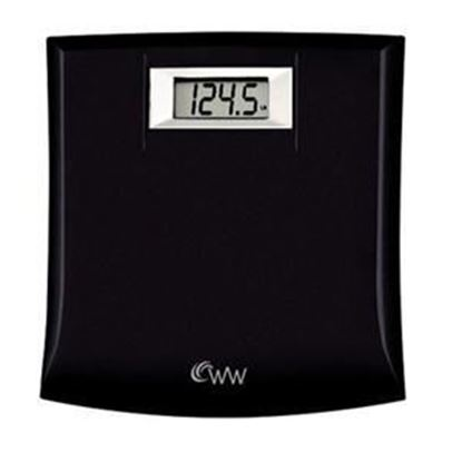 Picture of Weight Watchers Digital Medical Scale  (Black or White)