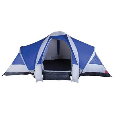"Picture of ""GRAND 18"" 3-ROOM DOME TENT"