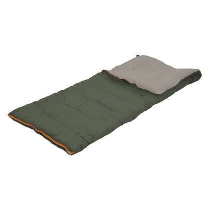 "Picture of Scout 3 LB Rectangular Sleeping Bag 33"" x 75"""