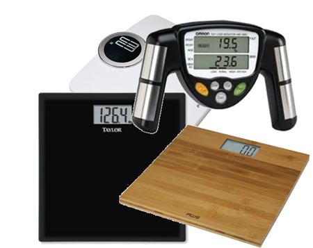 Picture for category Scales & Body Fat Analyzers