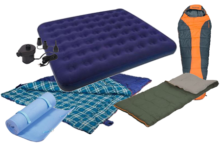 Picture for category Mattresses & Sleeping Bags