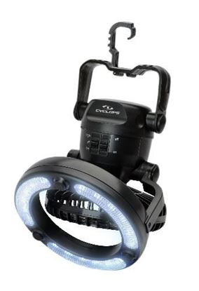 Picture of Cyclops Portable Fan Light with Integrated Hook