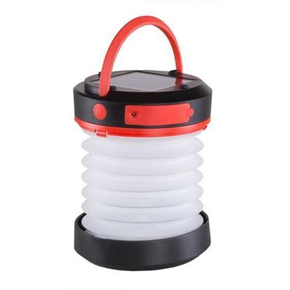 Picture of SOLAR TELESCOPIC LANTERN