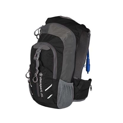 Picture of Daypack with Hydration Bladder - 20 Liter - Black