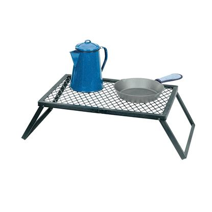 "Picture of HEAVY DUTY STEEL CAMP GRILL - 24"" X 16"""