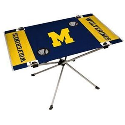 Picture of Folding Table with NCAA Logo