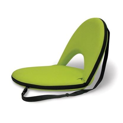 Picture of GO ANYWHERE MULTI-FOLD PADDED SEAT - GREEN