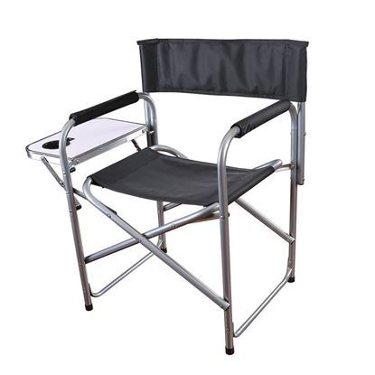 Picture of Folding Director's Chair with Side Table