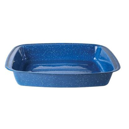 Picture of Enamel Roasting Pan - 5 Quart - 16 In X 12 In X 3 In