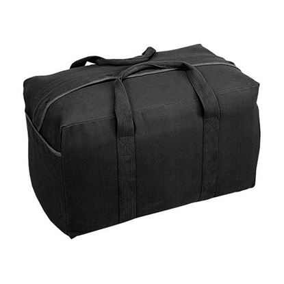Picture of Parachute/Cargo Bag - Black