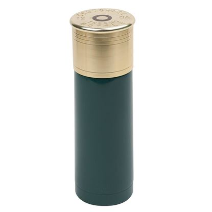 Picture of 12 Gauge Shotshell Thermo Bottle - 25 oz. - Green