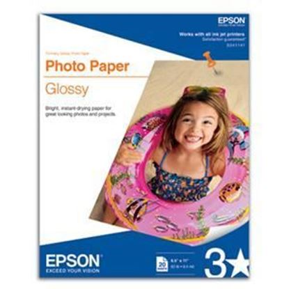 Picture of Epson Photo Paper Glossy
