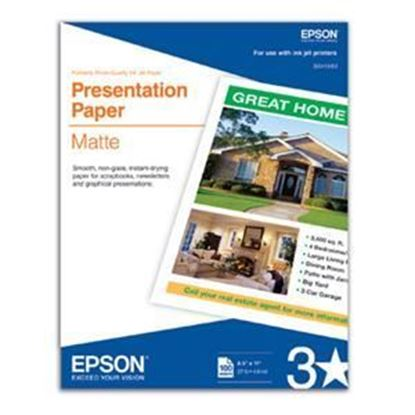 Picture of Epson Presentation Paper Matte