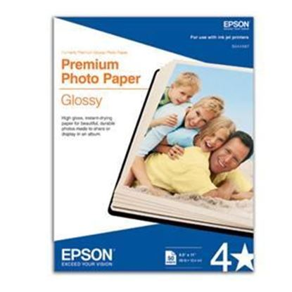 Picture of Epson Premium Photo Paper Glossy
