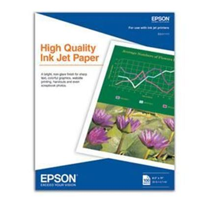 Picture of Epson High Quality Inkjet Paper