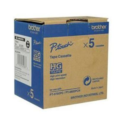 Picture of Brother HGE2415PK Label Cartridge