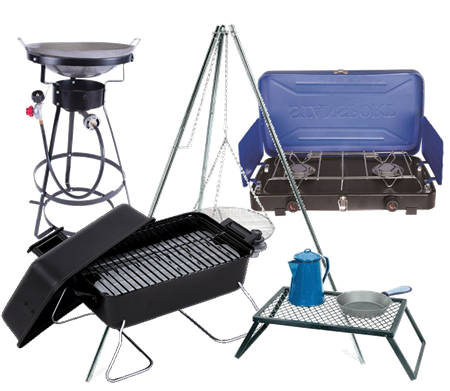 Picture for category Camping Grills & Stoves