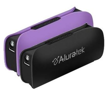 Picture of Portable Battery Charger with LED Flashlight
