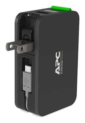 Picture of Electric Mobile Power Pack, 3400mAh , Lithium-Ion, All-in-One Charging Solution