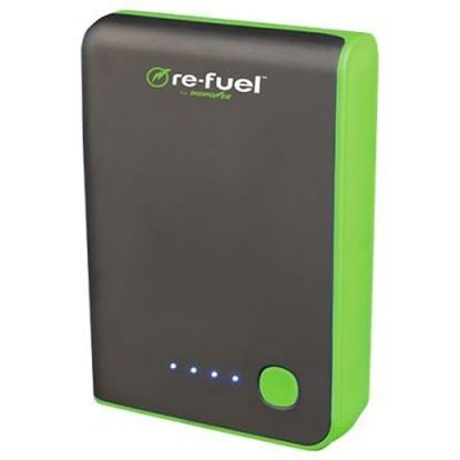 Picture of The Adventurer - 10,400mAh Powerbank with 2amp dual USB ports