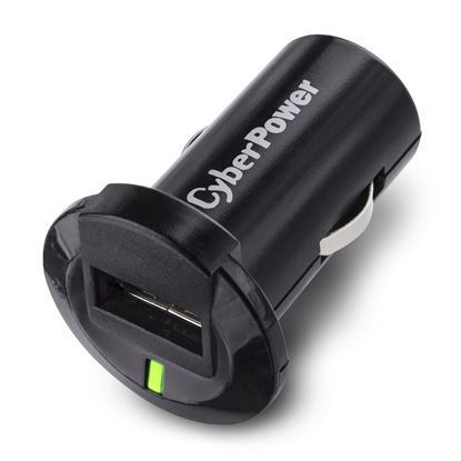 Picture of Travel Charger (1) 1A USB Port - DC Auto Power Plug