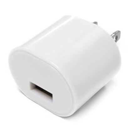 Picture of DigiPower USB Wall 1 AMP Charger - Multiple Colors