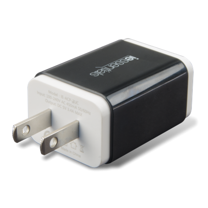 Picture of 3.4amp Dual USB Wall Charger
