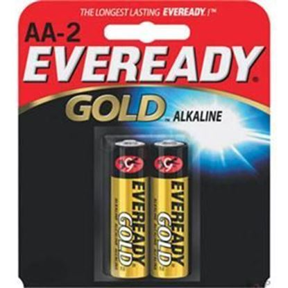 "Picture of 2 or 4 pack ""AA"" ENERGIZER-EVEREADY GOLD"