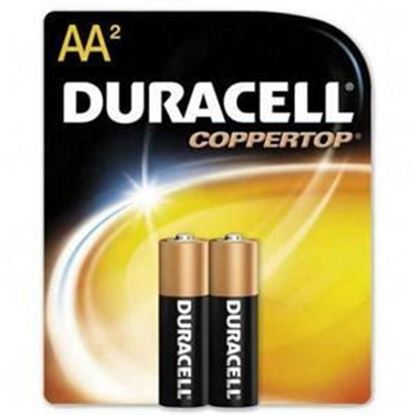 Picture of Duracell 2 or 4 Pack AA Batteries