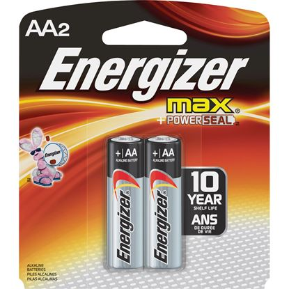 Picture of Energizer Max Alkaline AA Batteries