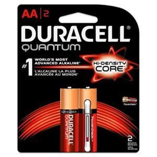 Picture of Duracell Quantum 2 or 4 Pack AA