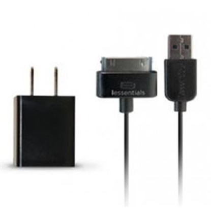 Picture of USB Wall Charger with Apple USB Cable (Older Apple Models)