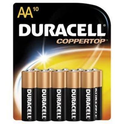 Picture of 10-Pack AA Batteries