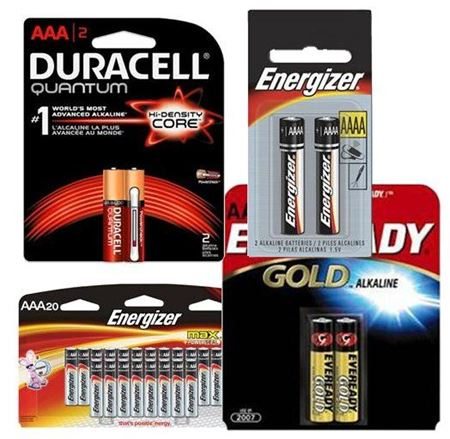 Picture for category AAA & AAAA Batteries