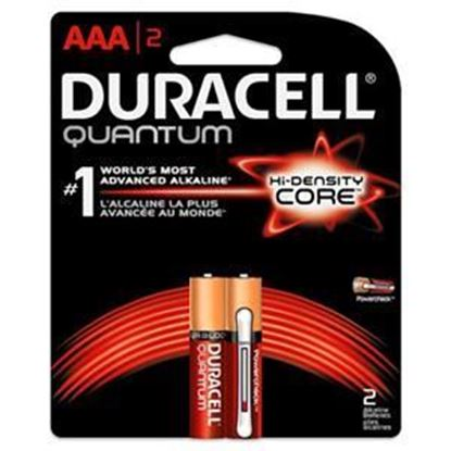 Picture of Duracell Quantum 2 or 4 Pack AAA (must buy 18 Packs at a time)