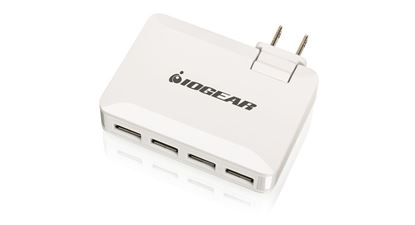 Picture of GearPower QuadSmart USB 4.2A Wall Charger