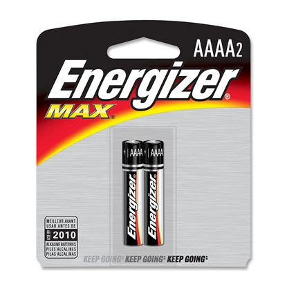 Picture of Energizer MAX AAAA Batteries (must buy 6 Packs at a time)