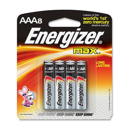 "Picture of Energizer MAX ""AAA"" Alkaline batteries (must buy 6 Packs at a time)"
