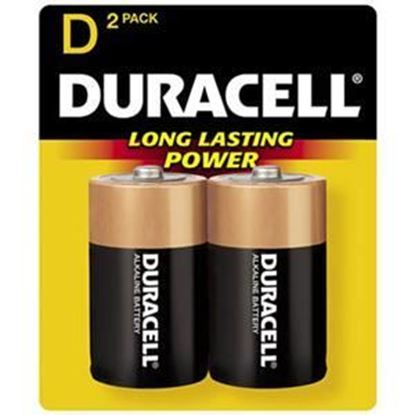 Picture of DURACELL Alkaline D-2Pack (Must purchase 6 packs at a time)
