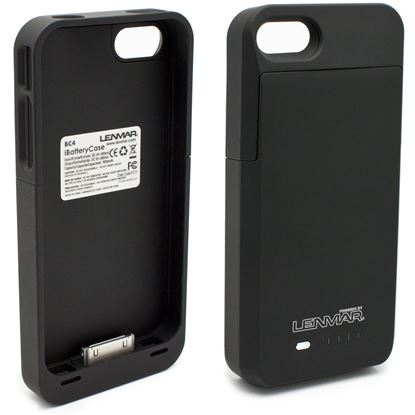 Picture of iPhone 4 Battery Case with Integrated Battery