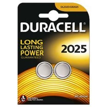Picture of Duracell 2025 Lithium Coin Battery (Must purchase 6 at a time)
