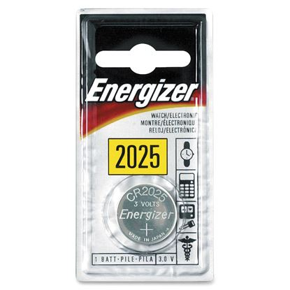 Picture of Energizer® 2025 Battery (Must buy 6 packs at a time)